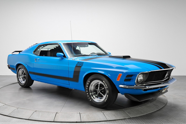Ford Mustang Boss 302 1970 года за 89 000 $